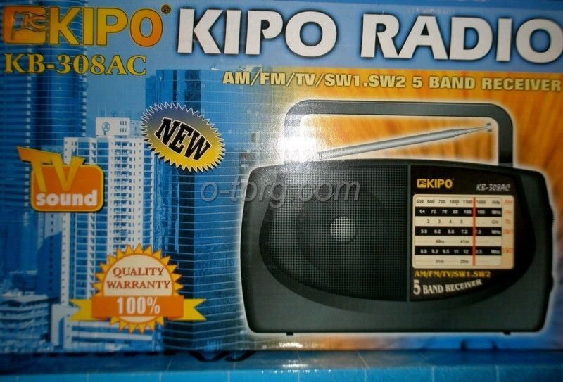експлуатации kipo kb308ac